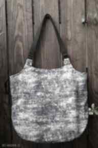 Torba na ramię - sówki happyart torba, shopperka, sowy, grunge