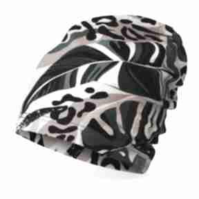 Lekka dresowa bawełniana czapka safari, cienka do biegania