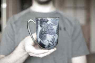 Kubek ceramiczny głębia 325 ml kubki ciepliki kubek, ceramika