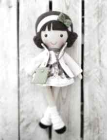 Malowana lala antosia z torebką lalki dollsgallery lalka