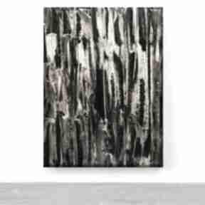 Luxxu - wielkoformatowy obraz na płótnie abstrakcyjny art&texture™ art