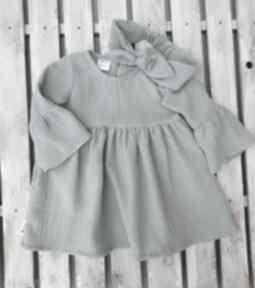 Sukienka butterfly ilovemama bawełna, letnia sukienka, stylowe