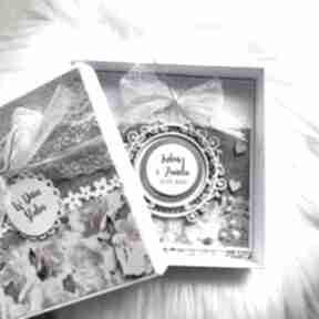 scrapbooking kartkikartka prezent ślub