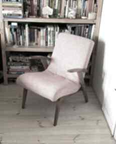 Fotel puchał 300 -123 dom bywkml fotel, puchała, lisek, prl