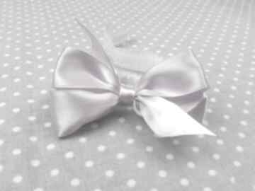 Opaska kokardka gumce dla dziewczynki prezent dziewczynka