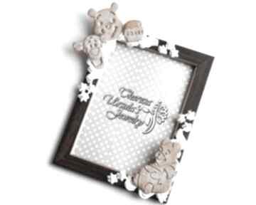 Słodka ramka kubuś puchatek ramki theresa ursulas jewelry ramka