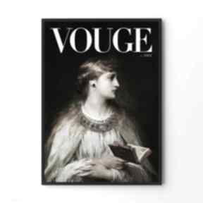 Plakat obraz ofelia a2 - 42x59 4cm plakaty hogstudio nowoczesny