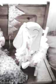 Irmina króliczek baletnica maskotki groko design maskatka