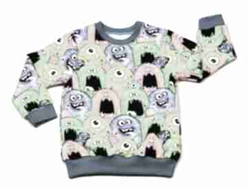 Potworki kolorowa całoroczna bluza dziecięca, rozmiary 68 -128