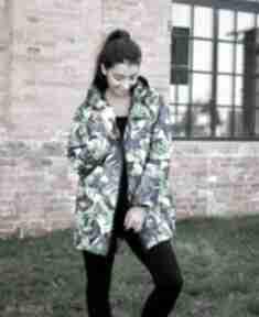 płaszczepłaszcz przeciwdeszczowy wodoodporny damski modny