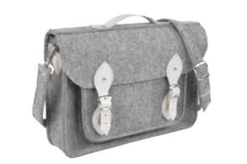 "Filcowa torba na laptop 15"" -personalizowana, grawerowana"