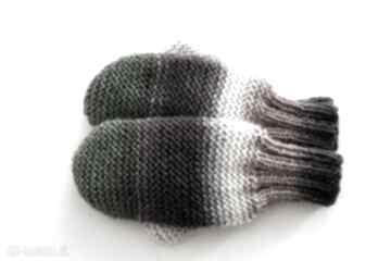 Rękawiczki sjena mondu rękawiczki, mitenki, na drutach
