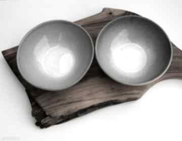 Dwie ceramiczne miseczki ceramika tyka ceramika, miska, miseczka