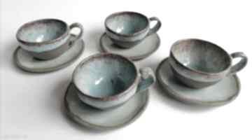 ceramikaceramika-rękodzieło komplet-kawowy-dla-czworg