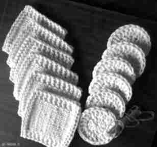 podkładki. podkładki na-stół recznarobota sznurekbawelniany