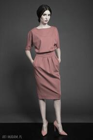 Sukienka mono sukienki kasia miciak design sukienka, mono,