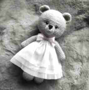Misia nela maskotki moremi dolls miś, przytulanka zabawka misio