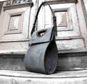 Ręcznie wykonana skórzana torba od polskich projektantów ladybuq