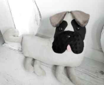 maskotki. mops poduszka-pies dekoracja-pokoju pokój-dziecka