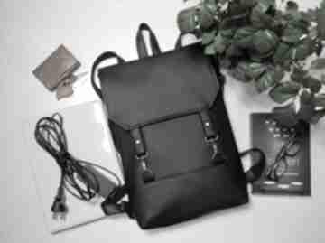 Wegański plecak fabrykawis na laptopa, damski plecak, do pracy
