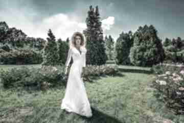 Megan - klasyczna suknia ślub milita nikonorov suknia