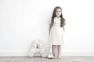 Śmietankowa beza - urodzinowa sukieneczka piccolaola sukieneczka