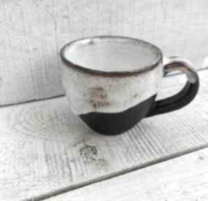 Kubek ceramiczny nigra espresso kubki kmdeka ceramiczny
