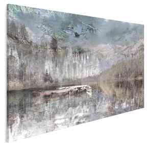 Obraz na płótnie - pejzaż góry 120x80 cm 30701 vaku dsgn pejzaż,