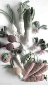 zabawki? warzywa zabawki ekologiczne ręcznierobione rękodzieło