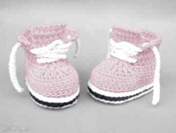 bucikibuciki trampki bawełniane prezent niemowlęce
