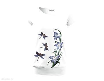 bluzkibluzka koszulka oryginalna bawełna ważka