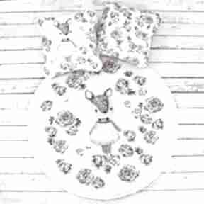 Sarenka mata do zabawy oraz dwie poduszki dla dziecka nuvaart