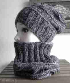 czapki Zima komplet