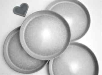 Talerze ceramiczne deserowe ceramika tyka ceramika, talerz