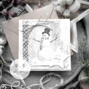 Pomysł na upominki! Magiczna kartka na święta bożego narodzenia