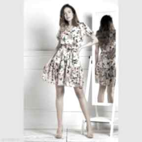 Sukienka shanti mini jusenia sukienki livia clue mini, print