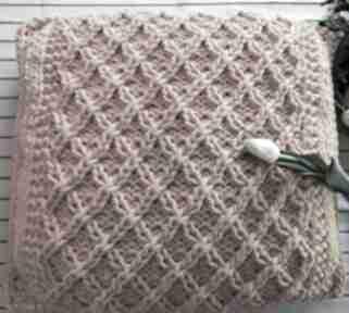 Poduszka ze sznurka bawełnianego poduszki splociarnia poduszka