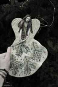 Anioł jodła dla dziecka enio art anioł, aniołek, anioł-na