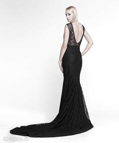 Hannah - suknia wieczorowa sukienki pawel kuzik gala, bankiet