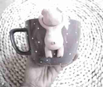 "Kubek ""cute pig"" ceramika kubekzuzi nataliap ceramiczny"