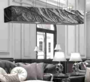 Glamourossa - artystyczna lampa sufitowa do loftu art and
