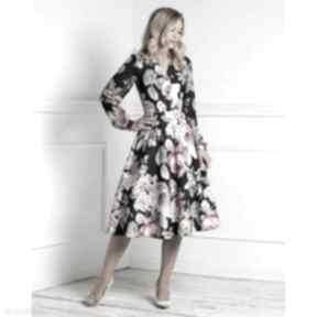 sukienki! Sukienka IVANA Total Midi Genevieve