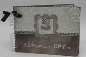 Album urodzinowy scrapbooking albumy qachna