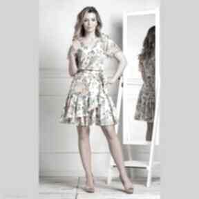 Sukienka nuri mini chantal sukienki livia clue letnia sukienka