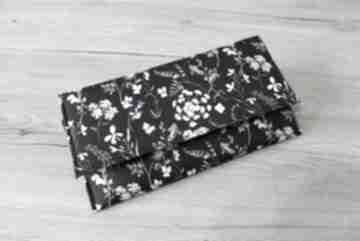 Kopertówka - polne kwiaty wiosenna łąka torebki niezwykle