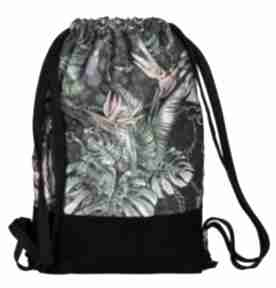 Ekoszale. plecak-dresowy plecak-kolorowy plecak-worek