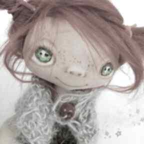 E-piet szkrab - dekoracja figurka tekstylna ręcznie szyta