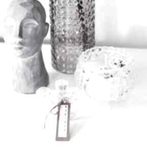 Świeca sojowa w szkle no 2 szkło mondu sojowa, na prezent
