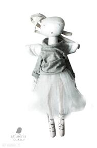 Sofia aniołowa lalki rafineria cukru anioł, balet, skrzydła