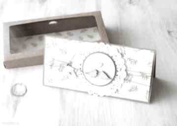 Kartka na ślub - ptaszki scrapbooking kartki po godzinach kartka